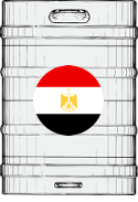 Egypt brewery location
