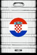 Croatia brewery location