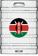 Kenya brewery location