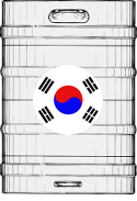 South Korea brewery location