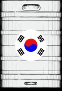 South Korea brewery location