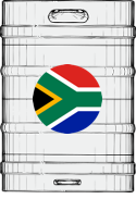 South Africa brewery location