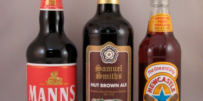 English Brown Ale beer styles