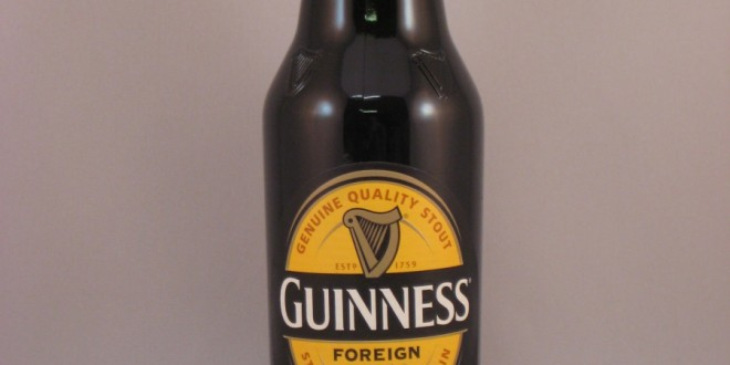 13d - Foreign Extra Stout