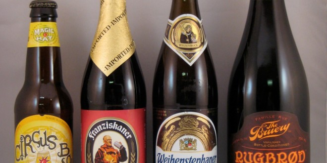 15 - German Wheat and Rye Beer
