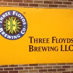 Three Floyds Brewing sign