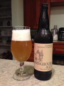 AleWerks Springhouse Ale
