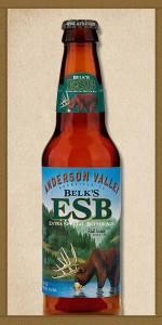 Anderson Valley Belk's Extra Special Bitter