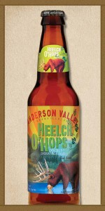 Anderson Valley Heelch O' Hops Double IPA