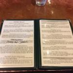 Arbor Brewing beer menu
