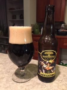 Arbor Jackhammer Old Ale