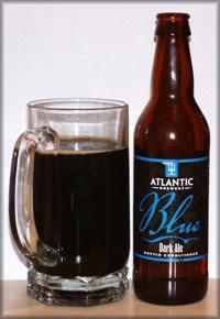 Atlantic Blue Organic Dark Ale