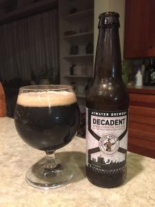 Atwater Decadent Dark Chocolate Ale