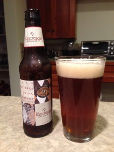 Bancreagie Peated Scotch Ale