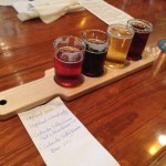 Barley's Taproom sampler #1