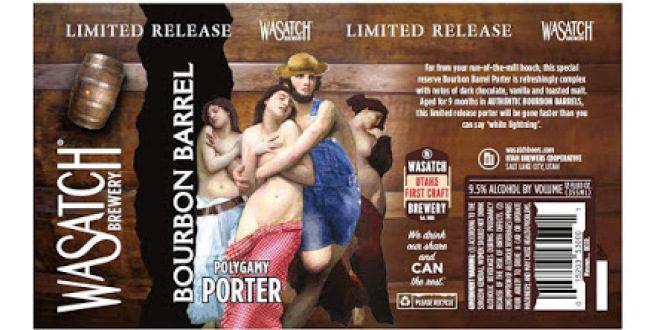 Barrel Aged Polygamy Porter - Beer Infinity