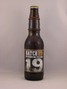Batch 19 Pre-Prohibition Style Lager