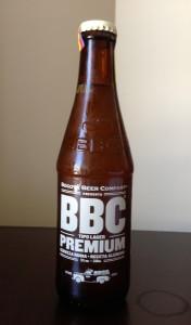 BBC Premium Tipo Lager