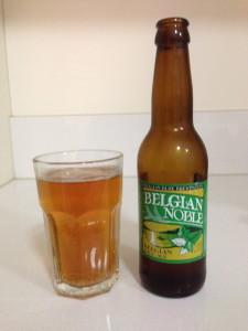 Belgian Noble Pale Ale