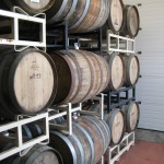 Bell's Brewery barrel-ageing