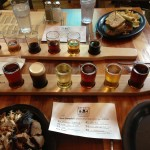 Bell's Brewery samplers