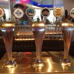 Big River Brewing tap handles