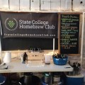 State College Homebrew Club booth