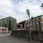 Black Sheep Brewery casks