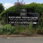 Black Sheep Brewery sign