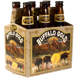Boulder Buffalo Gold Golden Ale