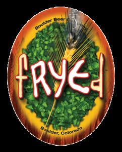 Boulder fRYEd Fresh-hopped Rye Ale