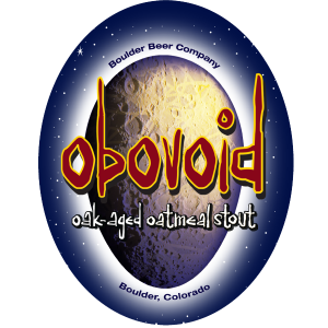Boulder Obovoid Oak-Aged Oatmeal Stout