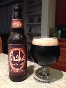 Boulder Shake Chocolate Porter