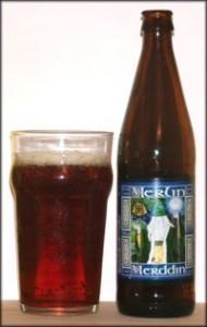 Bragdy Ceredigion Merddin (Merlin)