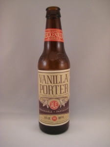 Breckenridge Remarkable Vanilla Porter