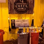 Brewery booth