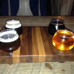 Brewery Vivant sampler 3
