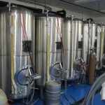 15 bbl Bright Tanks