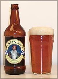 Broughton Ales Merlin's Ale