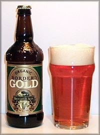 Broughton Ales Organic Border Gold