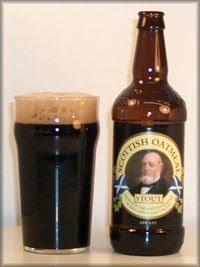Broughton Ales Scottish Oatmeal Stout