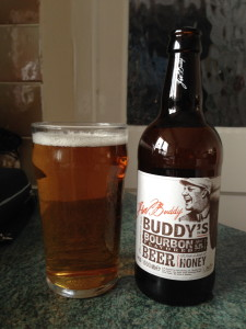 Buddy's Bourbon Beer