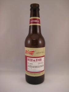 Budweiser Batch 91406