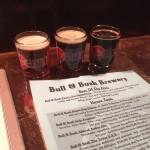 Bull & Bush sampler #1