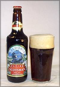 Caledonian Flying Scotsman Ruby Ale