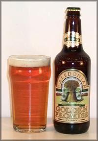 Caledonian Golden Promise Organic Ale