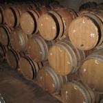 Cantillon Brewery barrels/casks