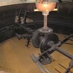 Cantillon Brewery Mash Tun paddles