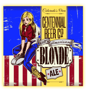 Centennial All American Blonde
