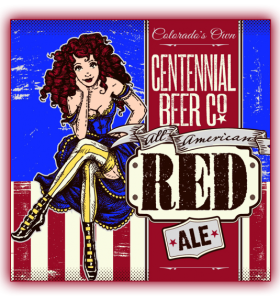 Centennial All American Red